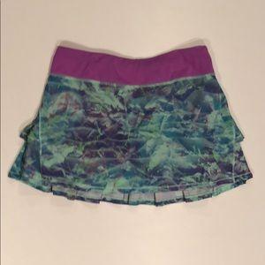 ivivva skirt size 14